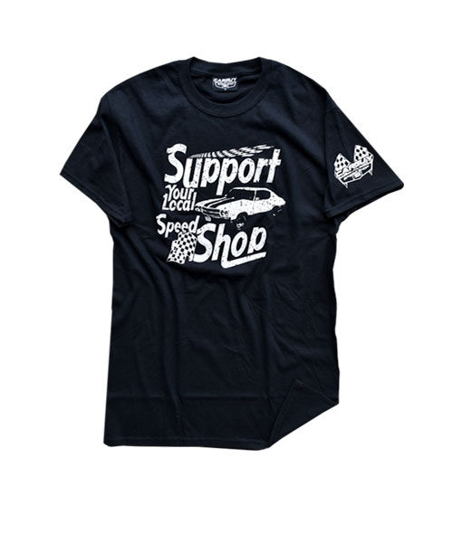 Support Local Speed Shop