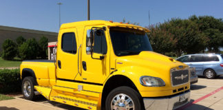 Freightliner Sport Chassis P2-XL