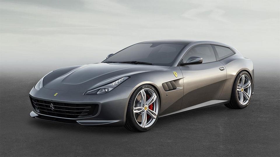 GTC4 Lusso Ferrari