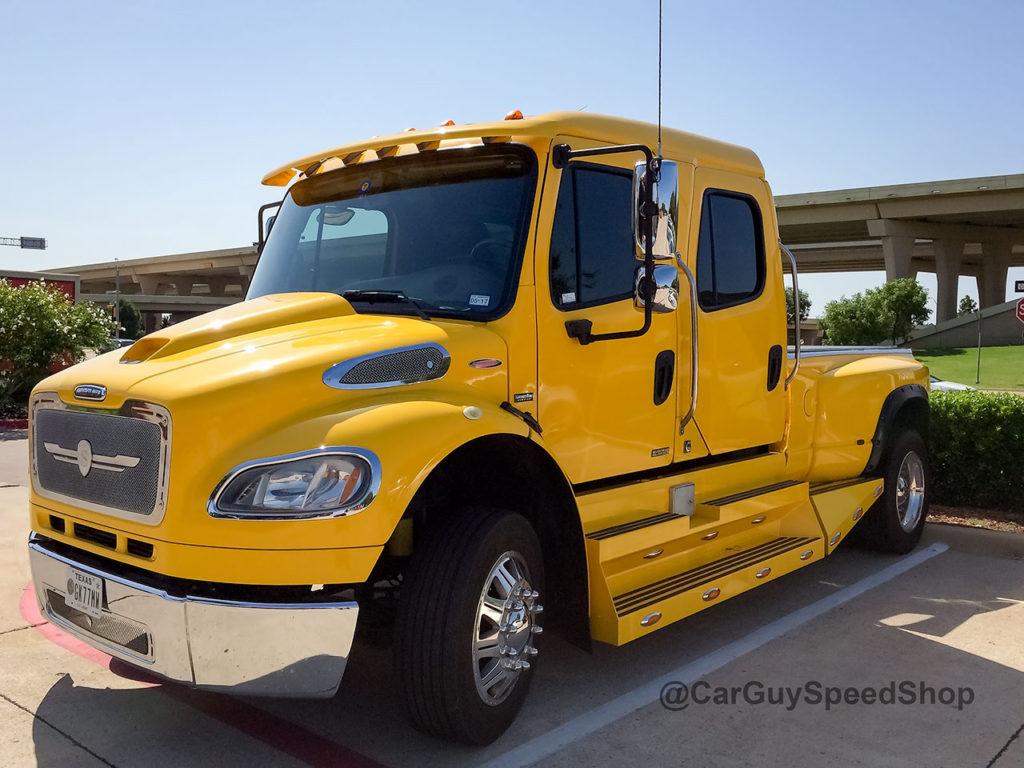 Freightliner Pickup Truck