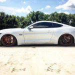 Air Lift Performance Bagged Mustang