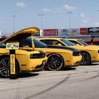 DFWLX We Are Mopar Texas Motor Speedway